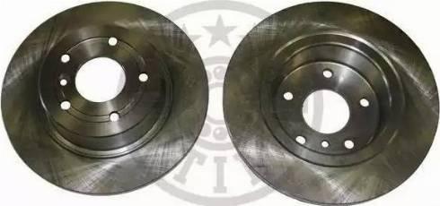 Optimal BS-7736 - Bremžu diski interparts.lv