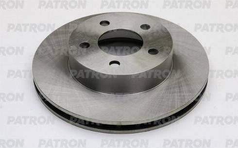 Patron PBD7652 - Bremžu diski interparts.lv