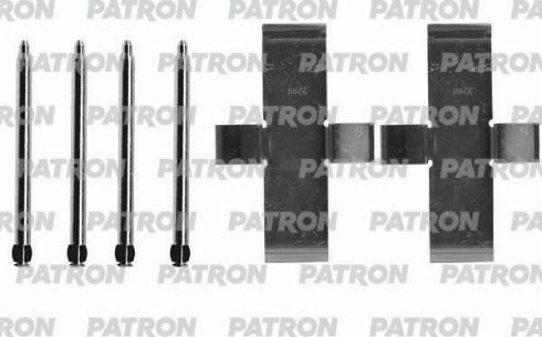 Patron PSRK1060 - Piederumu komplekts, Disku bremžu uzlikas interparts.lv