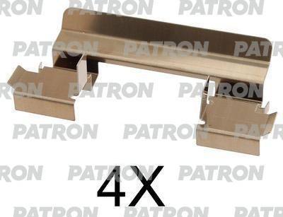 Patron PSRK1136 - Piederumu komplekts, Disku bremžu uzlikas interparts.lv