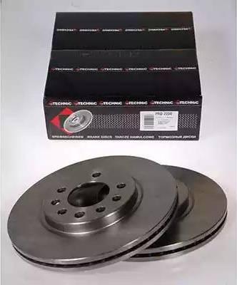 Protechnic PRD2230 - Bremžu diski interparts.lv