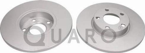 QUARO QD9902 - Bremžu diski interparts.lv