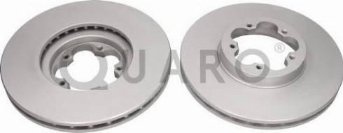 QUARO QD9988 - Bremžu diski interparts.lv