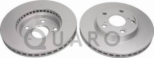 QUARO QD9597 - Bremžu diski interparts.lv