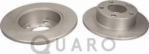 QUARO QD9045 - Bremžu diski interparts.lv