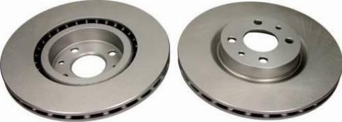 QUARO QD9005 - Bremžu diski interparts.lv