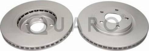 QUARO QD9121 - Bremžu diski interparts.lv