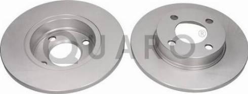 QUARO QD9864 - Bremžu diski interparts.lv