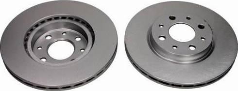 QUARO QD9833 - Bremžu diski interparts.lv