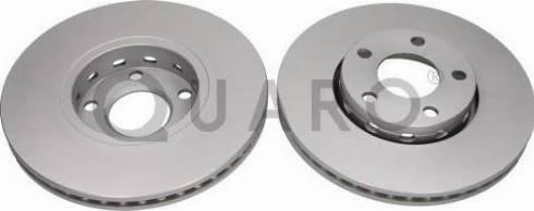 QUARO QD9382 - Bremžu diski interparts.lv