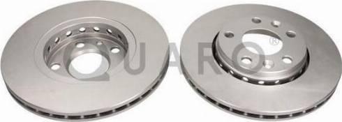 QUARO QD9334 - Bremžu diski interparts.lv