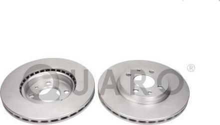 QUARO QD9293 - Bremžu diski interparts.lv