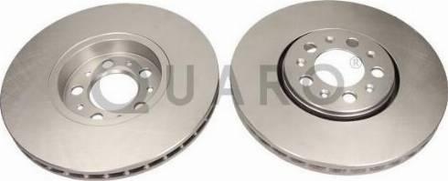 QUARO QD9764 - Bremžu diski interparts.lv
