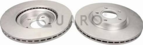 QUARO QD4128 - Bremžu diski interparts.lv