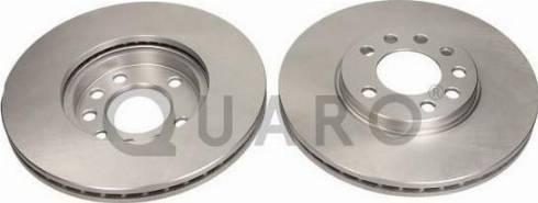 QUARO QD5919 - Bremžu diski interparts.lv