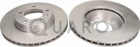 QUARO QD5414 - Bremžu diski interparts.lv