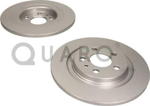 QUARO QD5526 - Bremžu diski interparts.lv