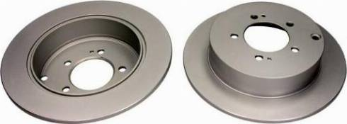 QUARO QD5004 - Bremžu diski interparts.lv