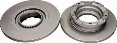 QUARO QD5089 - Bremžu diski interparts.lv