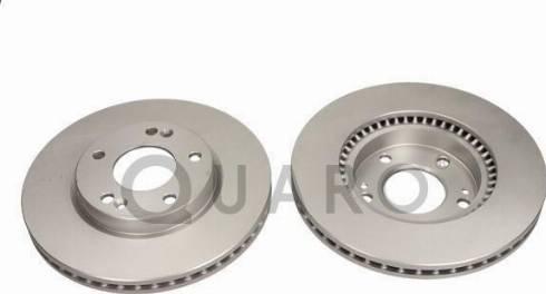 QUARO QD5029 - Bremžu diski interparts.lv