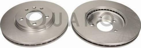 QUARO QD5131 - Bremžu diski interparts.lv