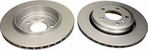 QUARO QD5881 - Bremžu diski interparts.lv