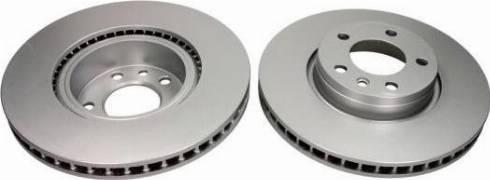 QUARO QD0460 - Bremžu diski interparts.lv