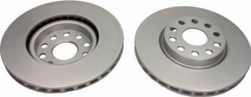 QUARO QD0437 - Bremžu diski interparts.lv