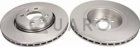 QUARO QD0503 - Bremžu diski interparts.lv