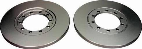 QUARO QD0580 - Bremžu diski interparts.lv