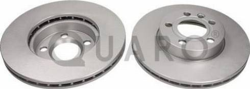 QUARO QD0525 - Bremžu diski interparts.lv