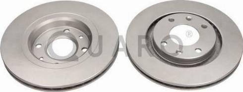 QUARO QD0008 - Bremžu diski interparts.lv