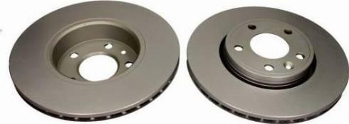 QUARO QD0101 - Bremžu diski interparts.lv