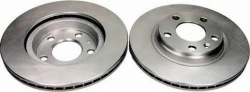 QUARO QD0136 - Bremžu diski interparts.lv