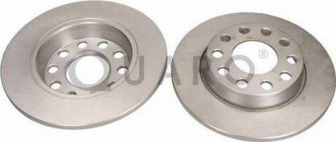 QUARO QD1613 - Bremžu diski interparts.lv