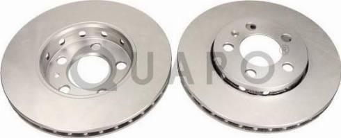 QUARO QD1119 - Bremžu diski interparts.lv