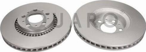 QUARO QD1811 - Bremžu diski interparts.lv