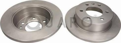 QUARO QD1870 - Bremžu diski interparts.lv