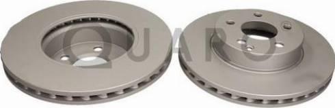 QUARO QD1775 - Bremžu diski interparts.lv