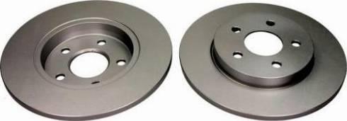 QUARO QD8591 - Bremžu diski interparts.lv