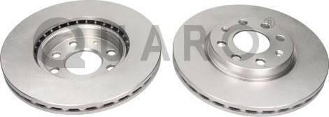 QUARO QD8634 - Bremžu diski interparts.lv