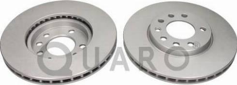 QUARO QD8842 - Bremžu diski interparts.lv