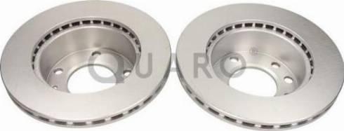 QUARO QD3416 - Bremžu diski interparts.lv