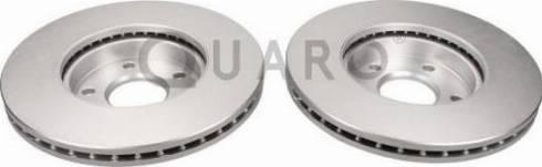 QUARO QD3605 - Bremžu diski interparts.lv