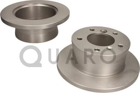 QUARO QD3675 - Bremžu diski interparts.lv
