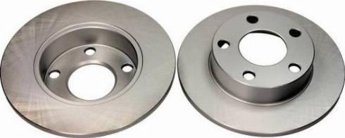 QUARO QD3037 - Bremžu diski interparts.lv