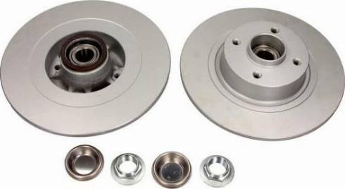 QUARO QD3129 - Bremžu diski interparts.lv