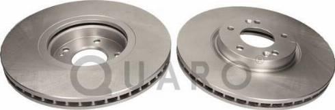 QUARO QD2513 - Bremžu diski interparts.lv