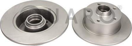 QUARO QD2528 - Bremžu diski interparts.lv