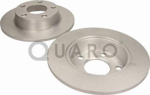 QUARO QD2092 - Bremžu diski interparts.lv